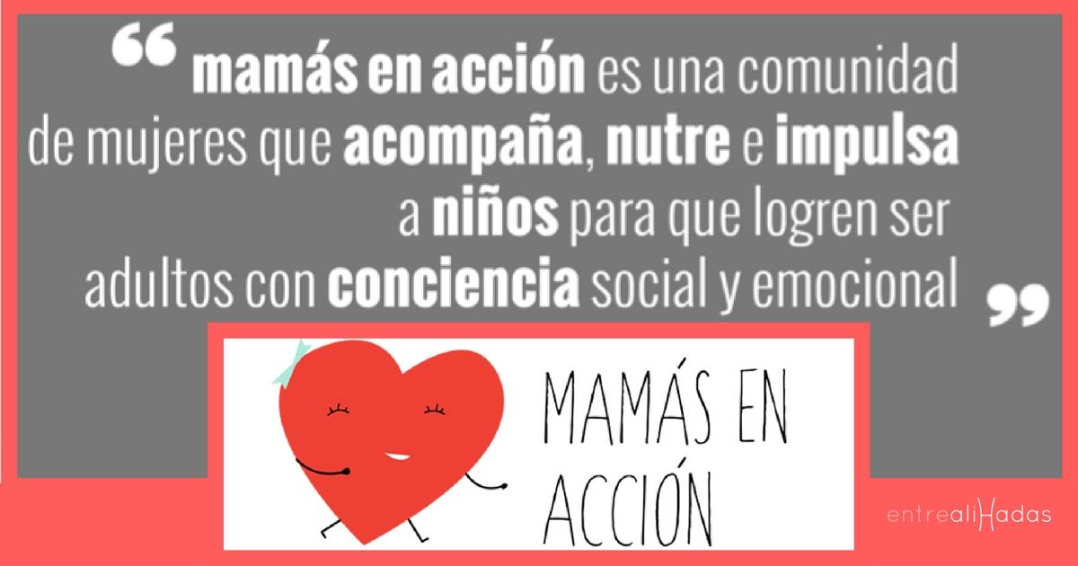 Mamás en accion